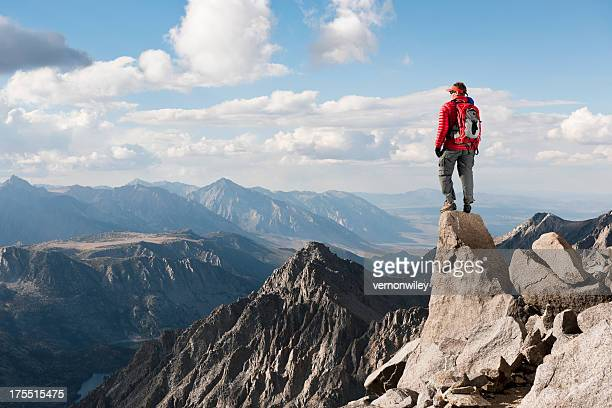 mountains - climbing stock pictures, royalty-free photos & images
