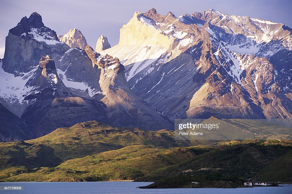 Mountains : Stock Photo