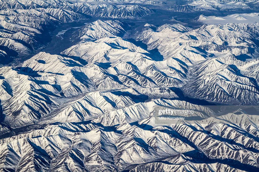 Mountains, sky view : ストックフォト