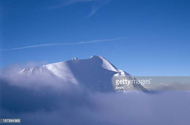 Mountainscape, Mont Blanc, French Alps