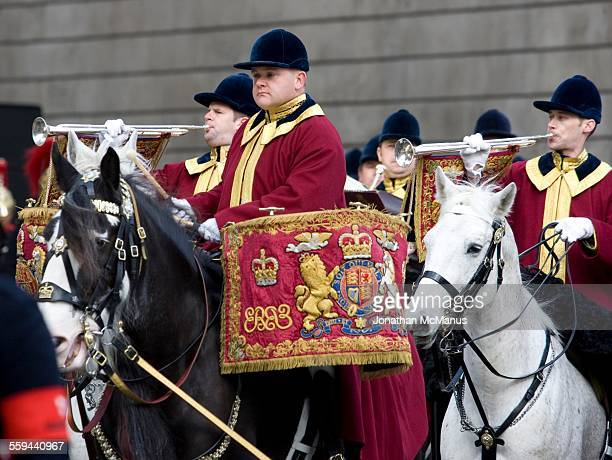 Mounted Band at Lord Mayor's Show