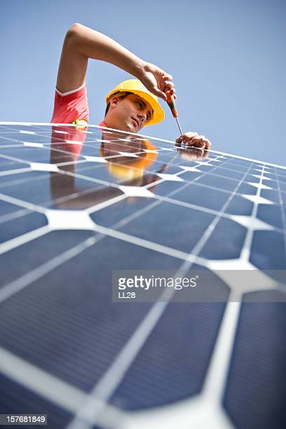 Mounting a Solar Panel