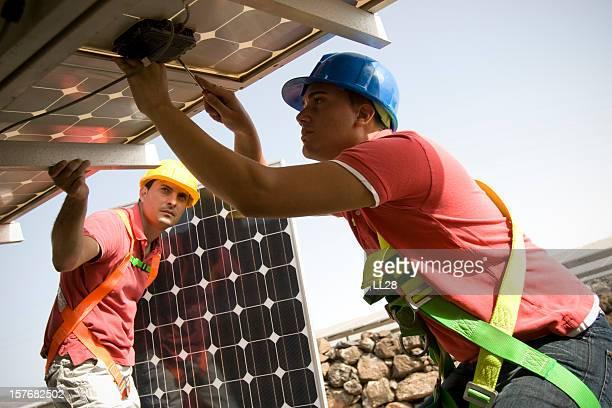 MONTIEREN solarcell Einsätze