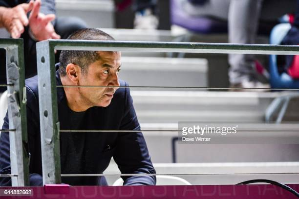 Mourad BOUDJELLAL - - Stade Francais / Toulon - 3eme journee de Top 14, Photo : Dave Winter / Icon Sport