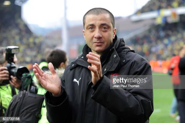 Mourad BOUDJELLAL - - Clermont / Toulon - 1/2 finale du Top 14 - Stade Geoffroy Guichard - Saint Etienne,