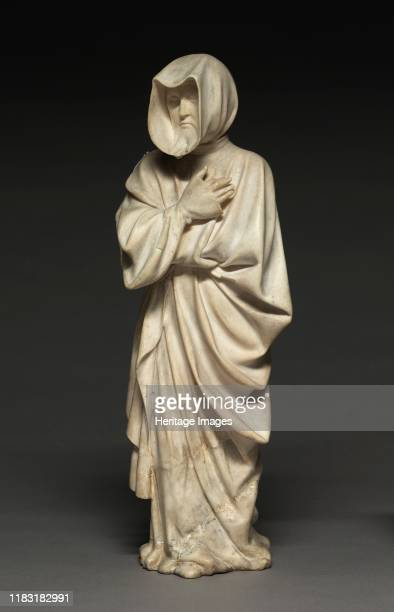Mourner from the Tomb of Philip the Bold Duke of Burgundy 140410 Throughout most of their history these alabaster mourners have evoked a sense of awe...
