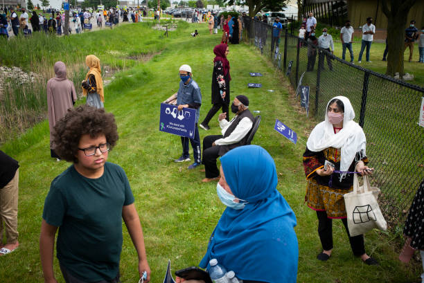 CAN: Funeral Held For Afzaal Family Killed In Hate Crime Vehicle Attack In London, Ontario