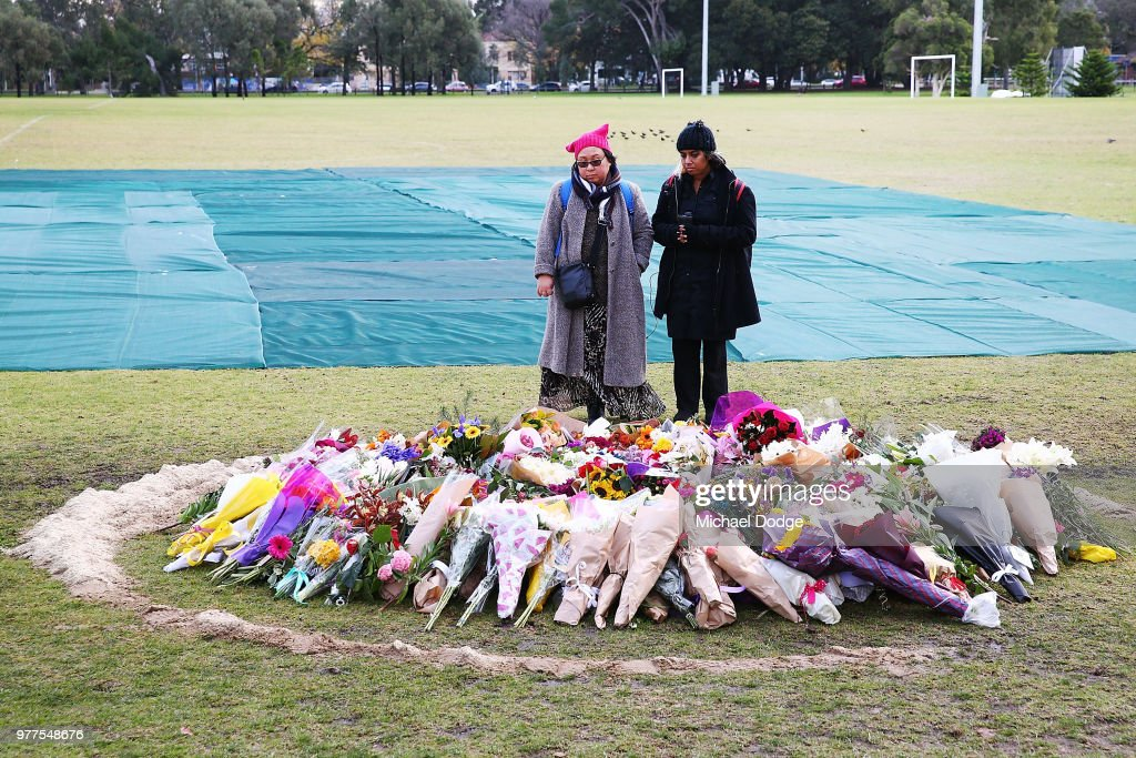 Reclaim Princes Park Vigil Held After Eurydice Dixon Murder
