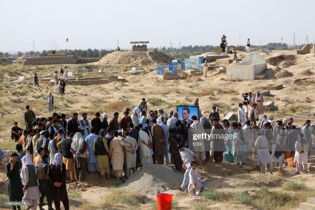 AFGHANISTAN-CONFILCT-TALIBAN : News Photo