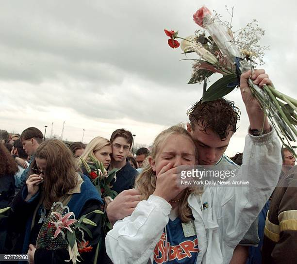 Columbine High School Shooting: 60 Top Columbine High School Massacre Pictures, Photos