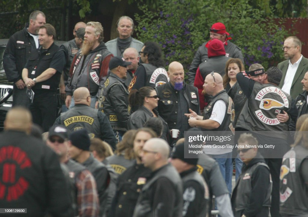 Mourners gather for slain Hells Angels San Francisco Chapter    News