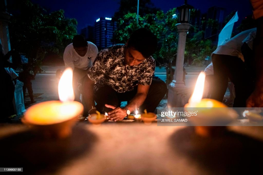 SRI LANKA-ATTACKS : News Photo
