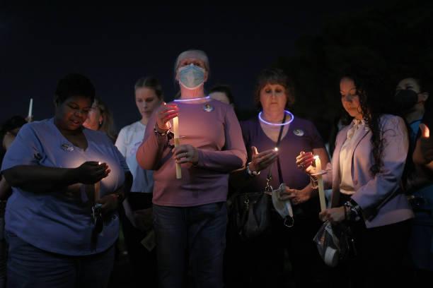 FL: Vigil Held For Florida Teen Killed By Peers In Love Triangle Dispute