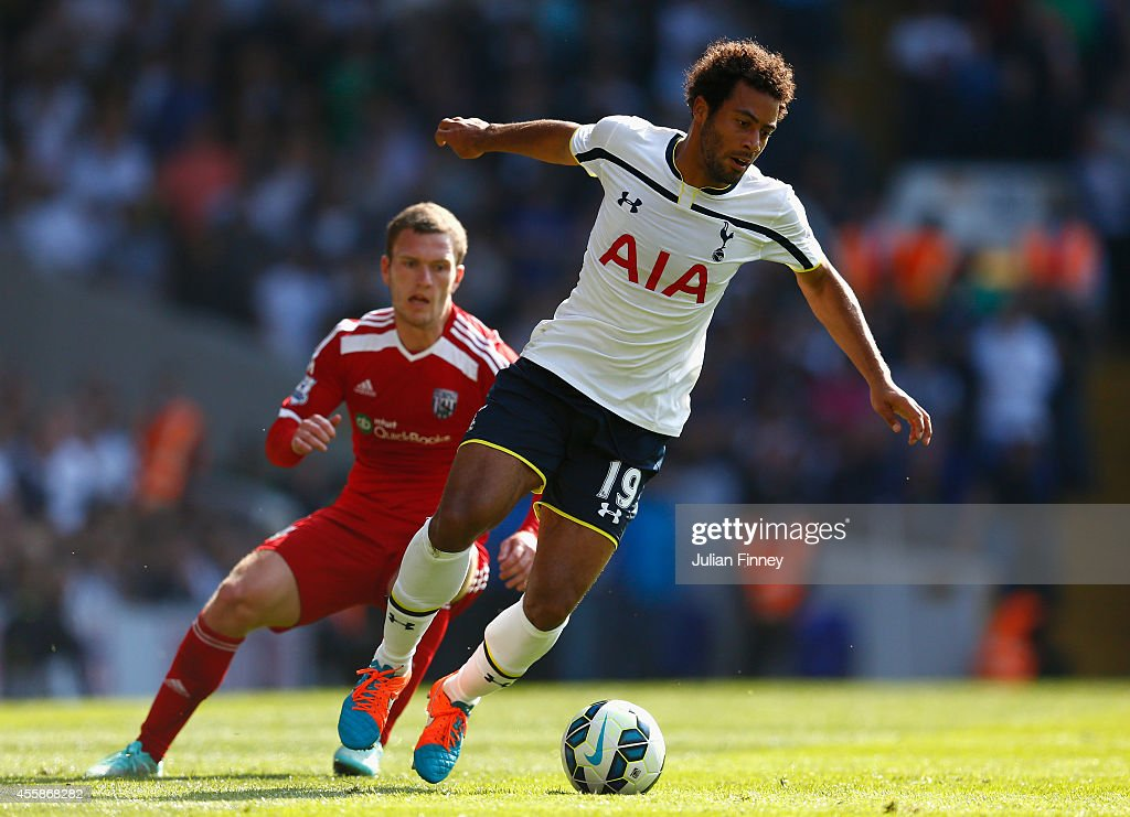 Tottenham Hotspur v West Bromwich Albion - Premier League : News Photo