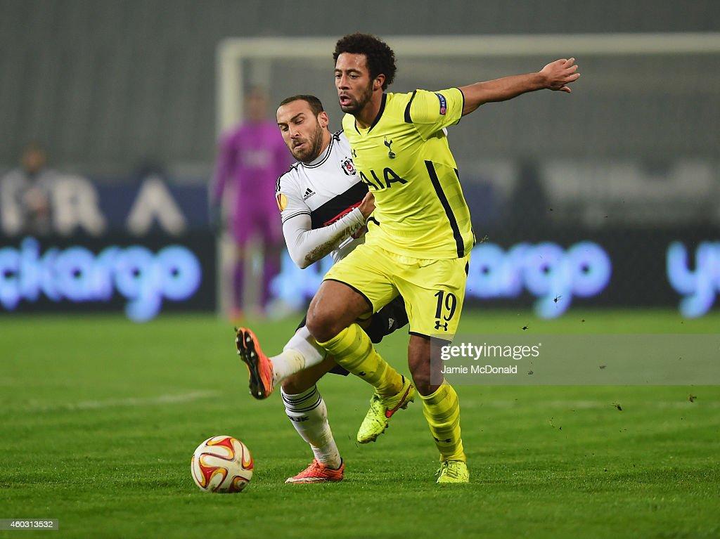 Besiktas JK v Tottenham Hotspur FC - UEFA Europa League : News Photo