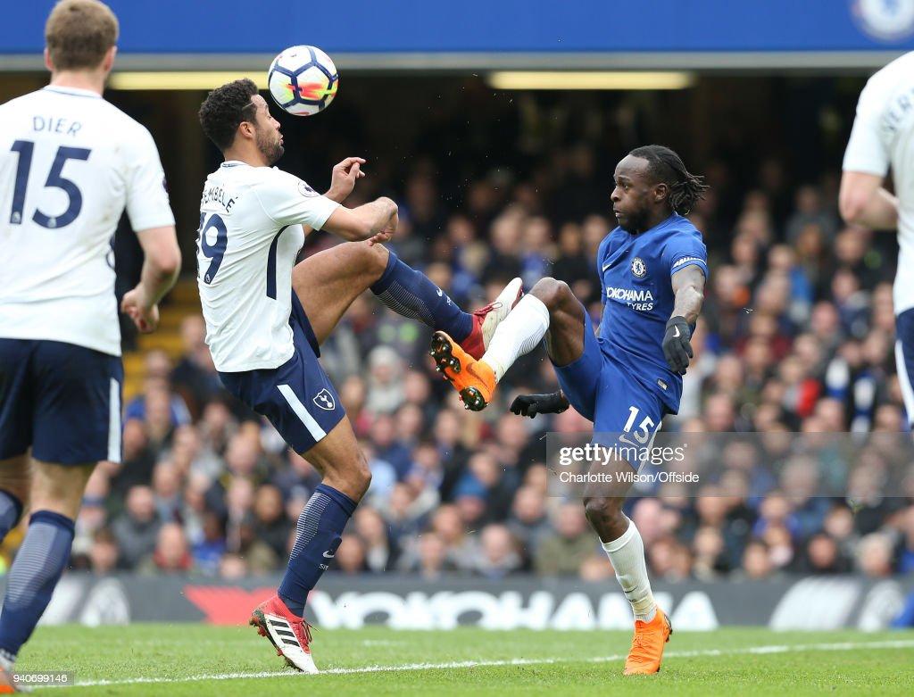 Chelsea v Tottenham Hotspur - Premier League : News Photo