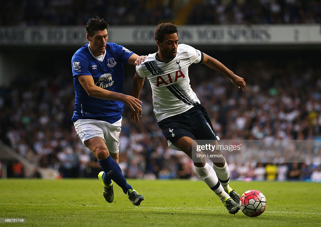 Tottenham Hotspur v Everton - Premier League : News Photo