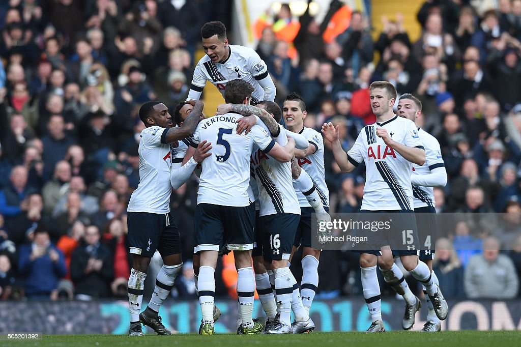 Tottenham Hotspur v Sunderland - Premier League : Nachrichtenfoto