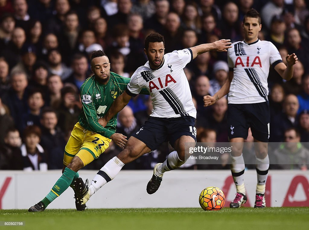 Tottenham Hotspur v Norwich City - Premier League