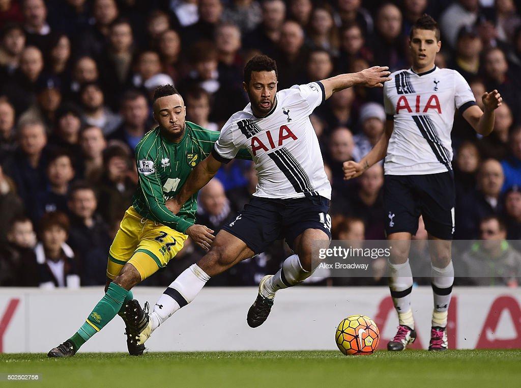 Tottenham Hotspur v Norwich City - Premier League