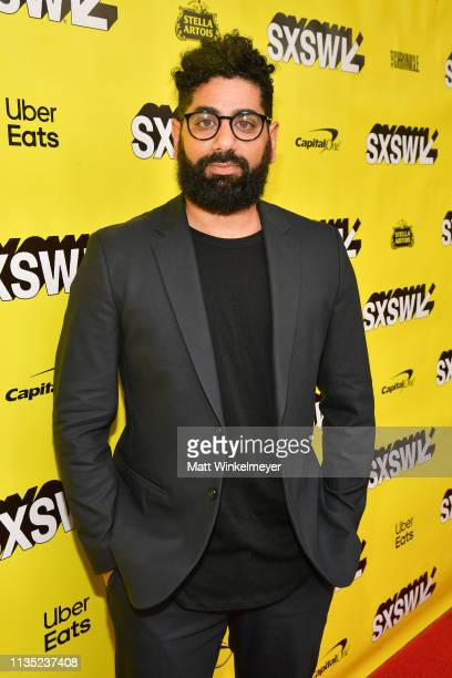 Mousa Kraish attends the The Day Shall Come Premiere 2019 SXSW Conference and Festivals at Paramount Theatre on March 11 2019 in Austin Texas