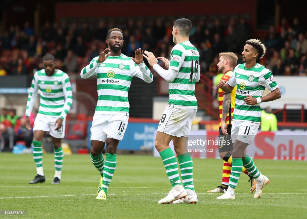 Partick Thistle v Celtic - Betfred Scottish League Cup