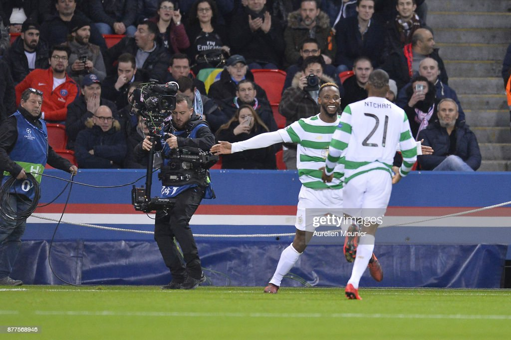 Paris Saint-Germain v Celtic Glasgow - UEFA Champions League : ニュース写真