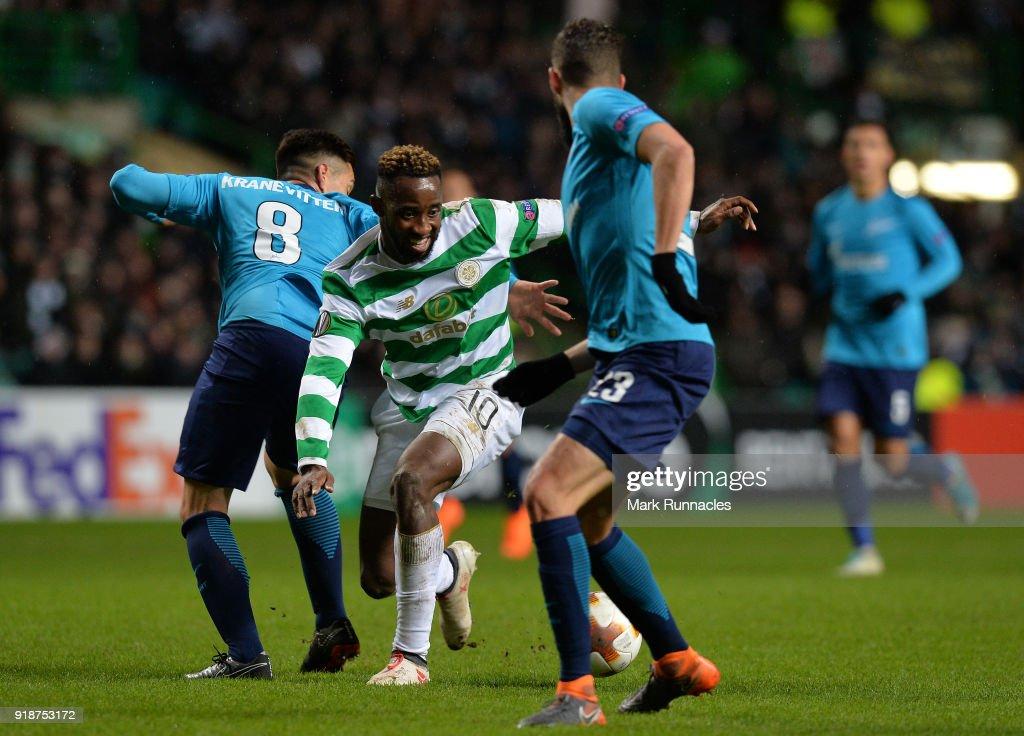 Celtic v Zenit St Petersburg - UEFA Europa League : News Photo