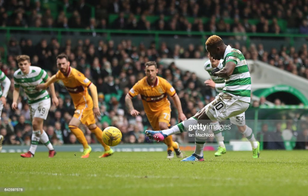 Celtic v Motherwell - Ladbrokes Scottish Premiership