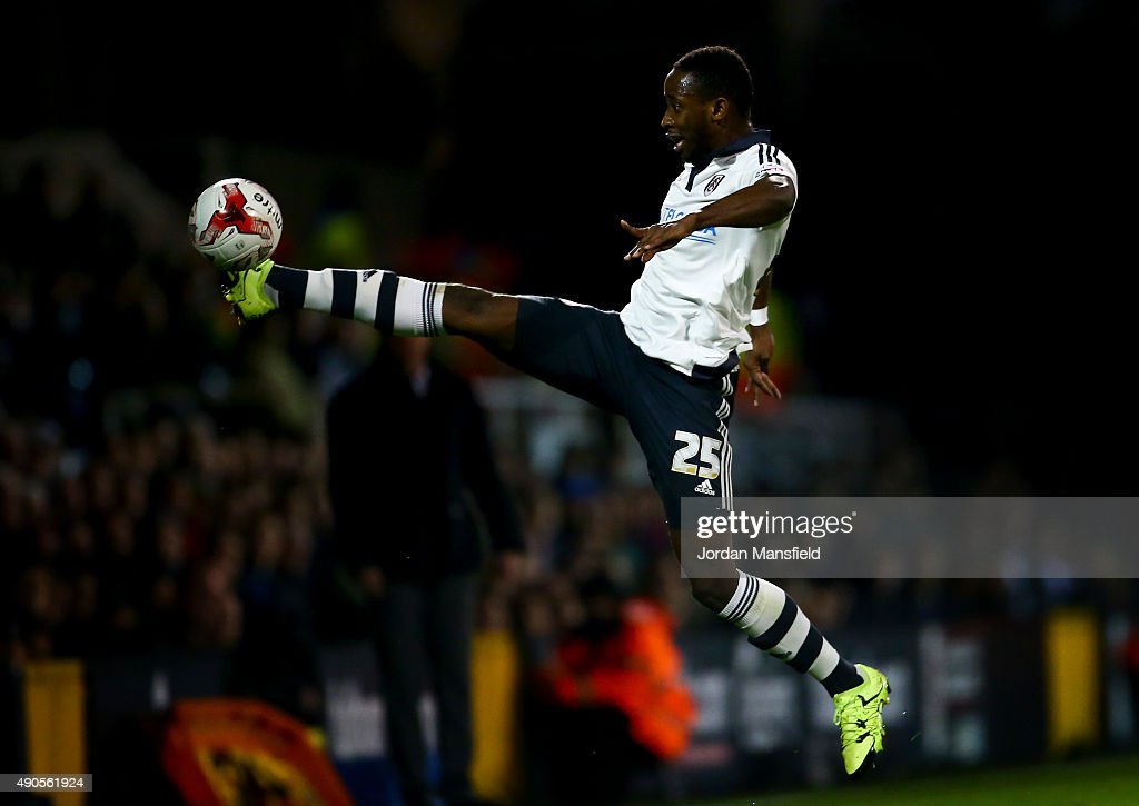 Fulham v Wolverhampton Wanderers - Sky Bet Football League Championship : News Photo