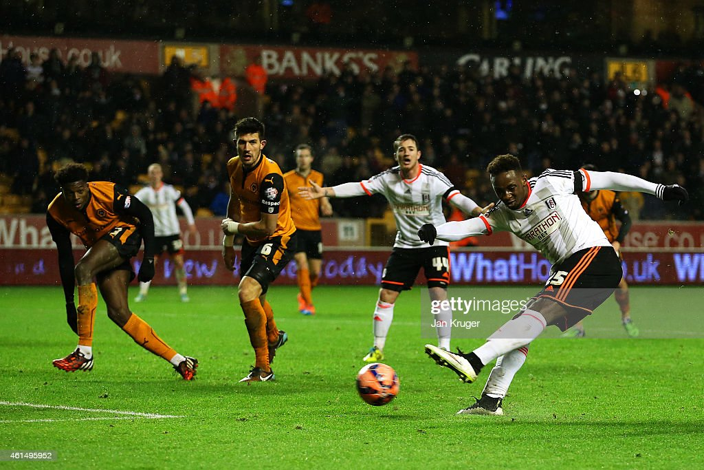 Wolverhampton Wanderers v Fulham - FA Cup Third Round Replay : News Photo