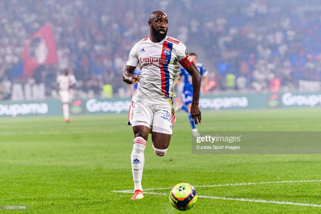 Olympique Lyonnais v RC Strasbourg - Ligue 1 Uber Eats : News Photo