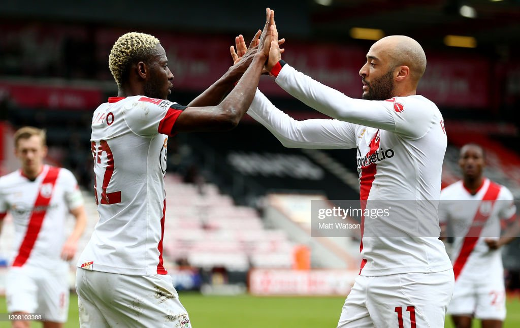 Bournemouth v Southampton: The Emirates FA Cup Quarter Final : News Photo
