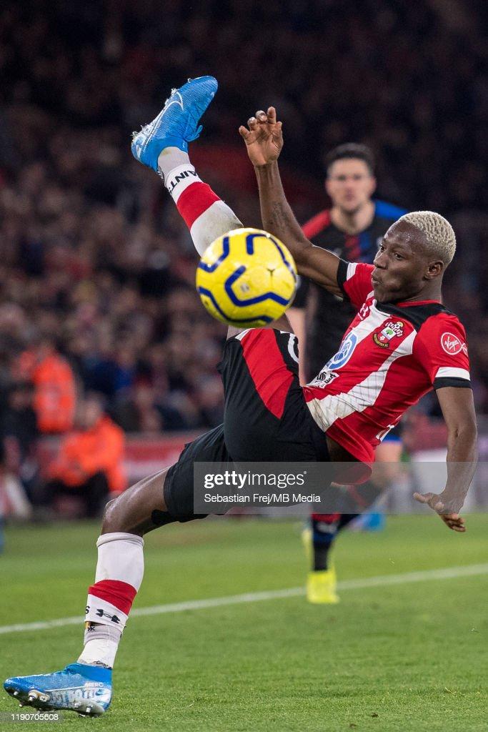 Southampton FC v Crystal Palace - Premier League : News Photo