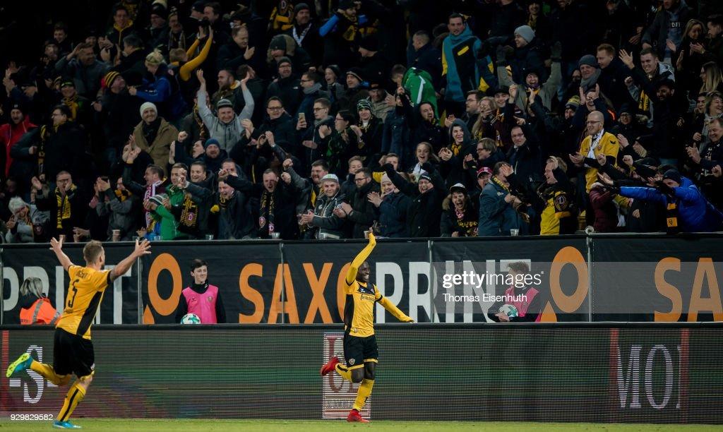 SG Dynamo Dresden v 1. FC Heidenheim 1846 - Second Bundesliga : News Photo