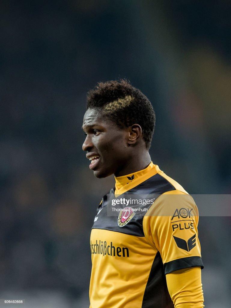 SG Dynamo Dresden v SV Darmstadt 98 - Second Bundesliga