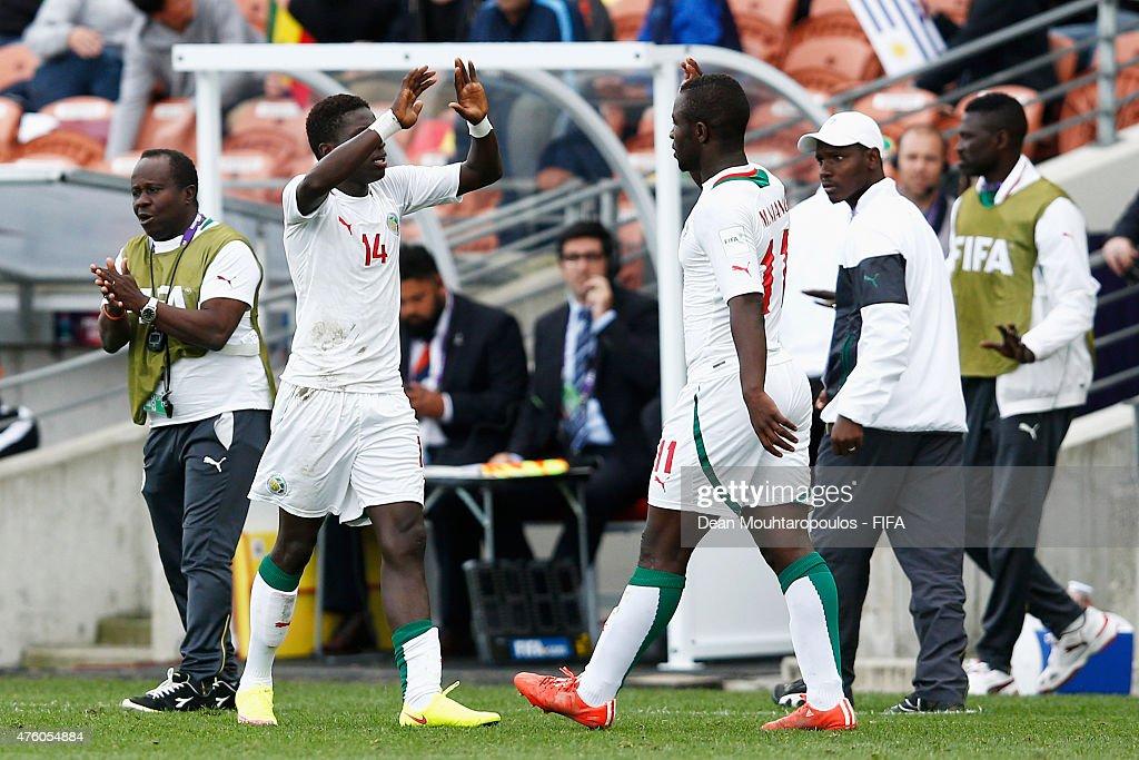 Senegal v Qatar: Group C - FIFA U-20 World Cup New Zealand 2015