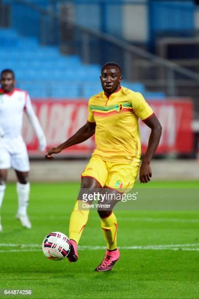 Moussa Marega Mali / Burkina Faso match amical Troyes Photo Dave Winter / Icon Sport