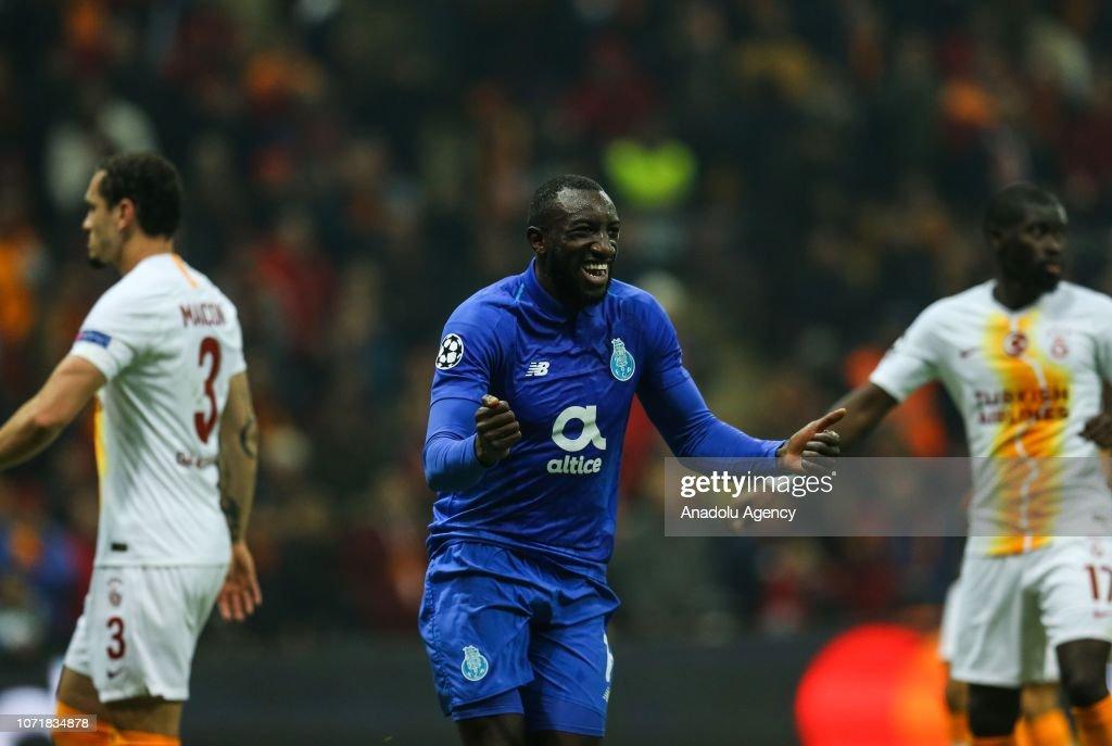 Galatasaray v Porto: UEFA Champions League : News Photo