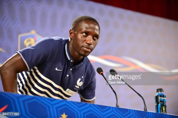 Moussa SISSOKO - - Conference de presse France - Coupe du Monde 2014 - Riberao Preto, Photo : Dave Winter / Icon Sport