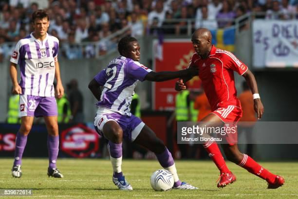 Moussa SISSOKO / Momo SISSOKO Toulouse / Liverpool 3e tour Champions League