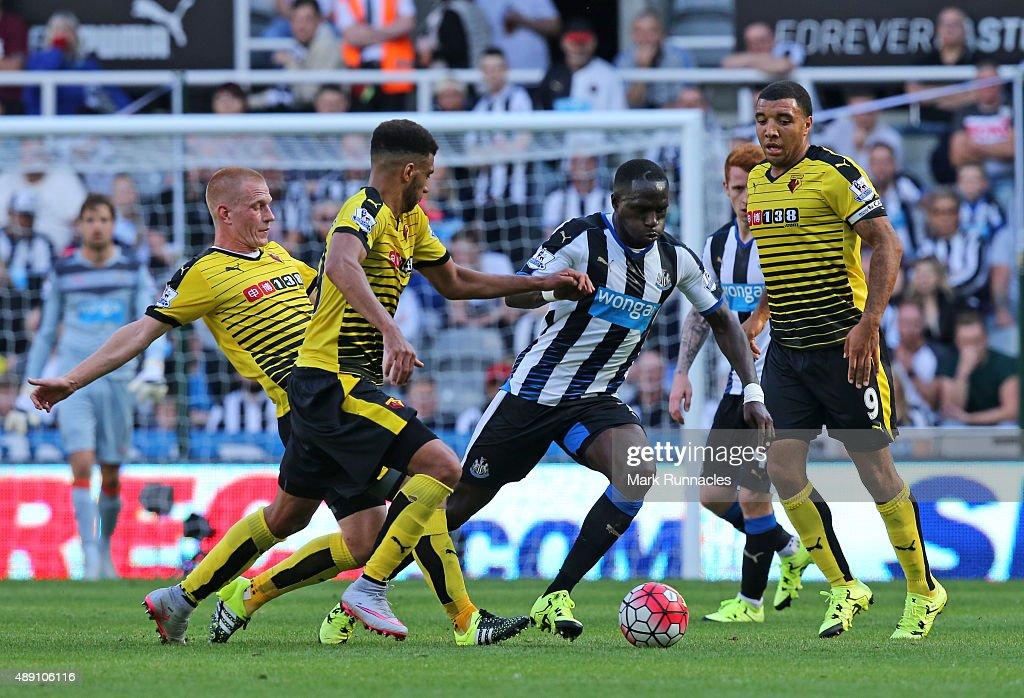 Newcastle United v Watford - Premier League : News Photo