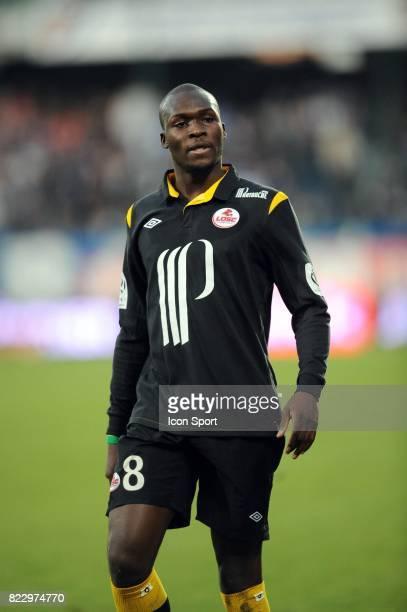 Moussa SOW Auxerre / Lille 22e journee de Ligue 1