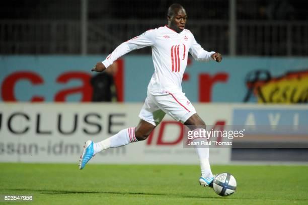 Moussa SOW Arles Avignon / Lille 17eme Journee de Ligue1