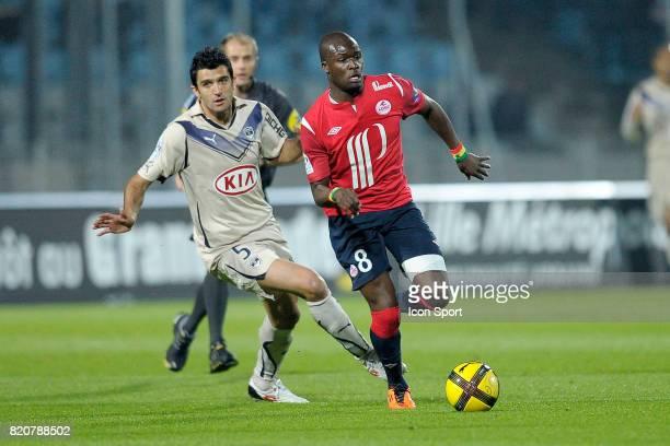 Moussa SOW Lille / Bordeaux 31e journee Ligue 1