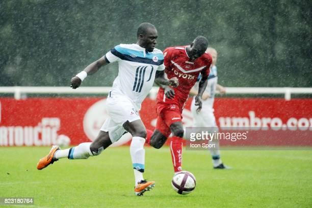 Moussa SOW Lille / Valenciennes Match Amical 2011/2012 Domaine de Luchin