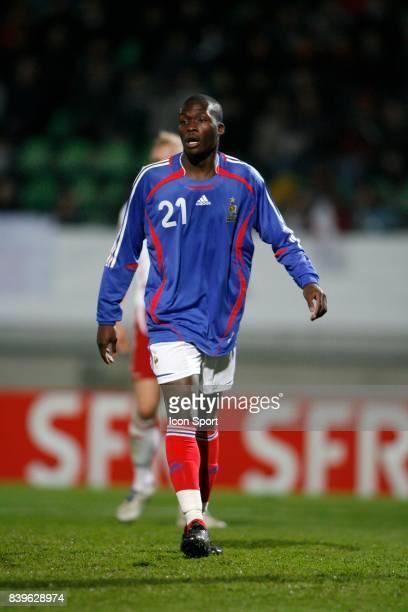 Moussa SOW 230307 France / Danemark Match amical