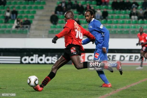 Moussa SOW / Jeremy SORBOW Rennes / Caen 32e de Finale de Coupe de France Rennes