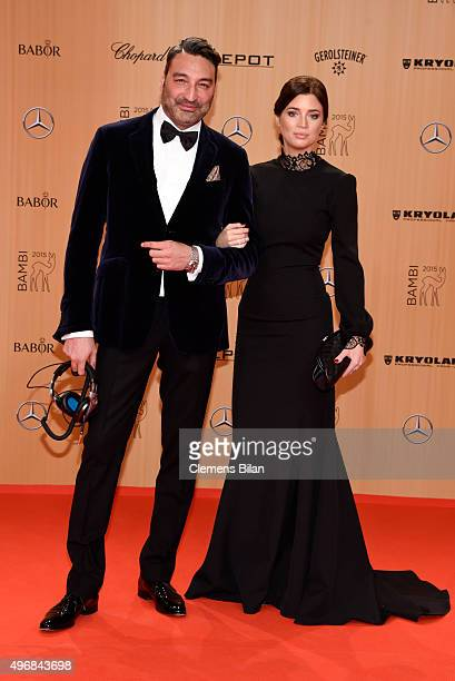 Mousse T attends the Bambi Awards 2015 at Stage Theater on November 12 2015 in Berlin Germany