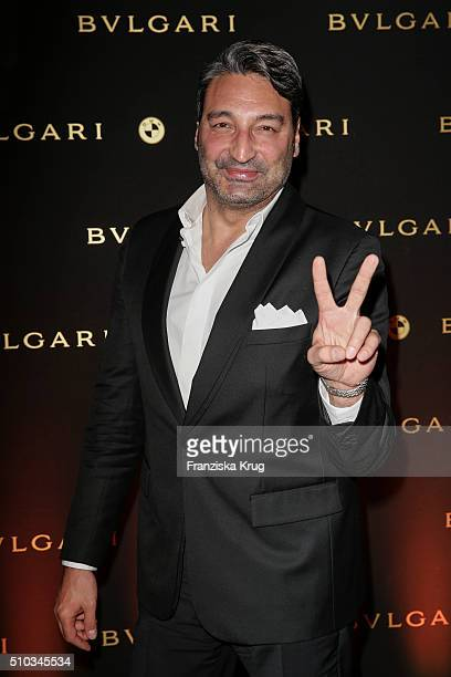 Mousse T attends the Bulgari Night Of The Icons on February 14 2016 in Berlin Germany
